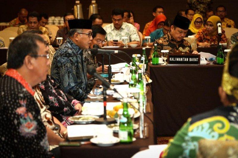 Dana bagi hasil sawit dibahas di Pekanbaru