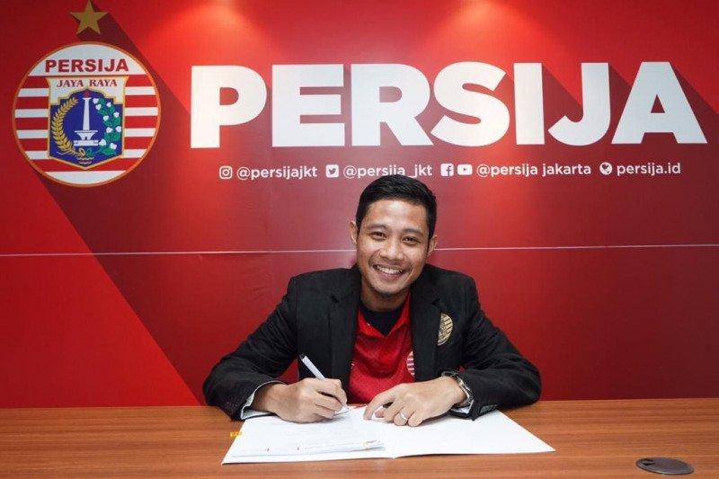 Evan Dimas resmi gabung Persija