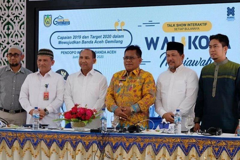 Aminullah Program Wali Kota Menjawab Jadi Model Keterbukaan Informasi Publik Antara News Aceh
