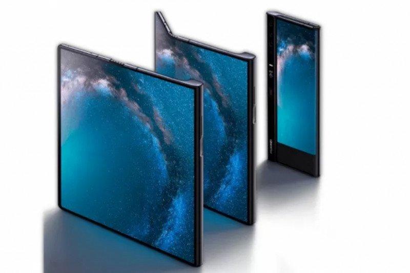 Huawei klaim jual 100 ribu ponsel lipat Mate X per bulan