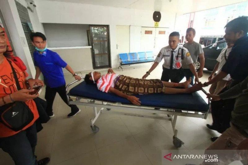 Teror bom tas di Bengkulu