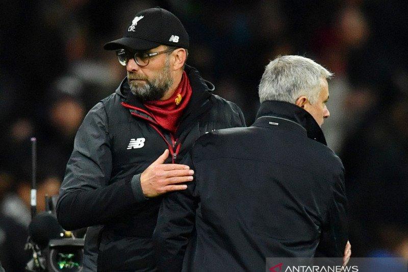 Juergen Klopp dan Mourinho kompak kritik kemenangan City atas sanksi UEFA