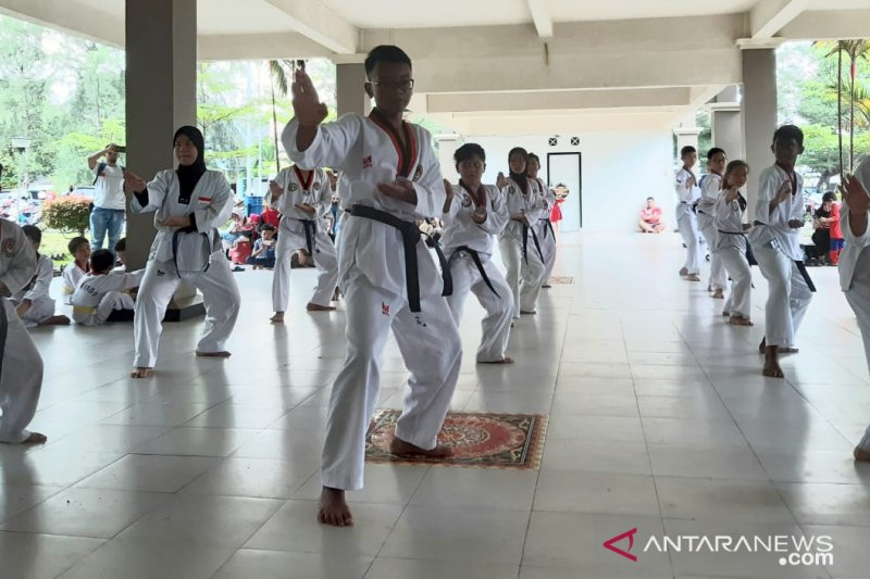 Pengcab Tanjungpinang intensifkan program Taekwondo Masuk Sekolah