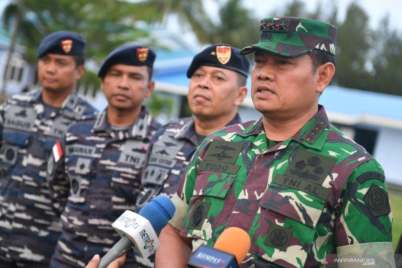 TNI pastikan kapal China tinggalkan wilayah ZEE