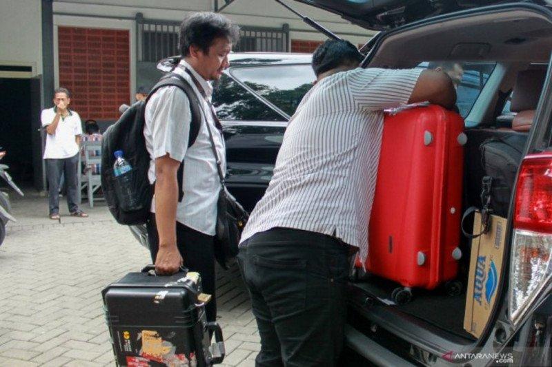 Setelah rumah dinas, kini KPK geledah rumah pribadi Bupati Sidoarjo