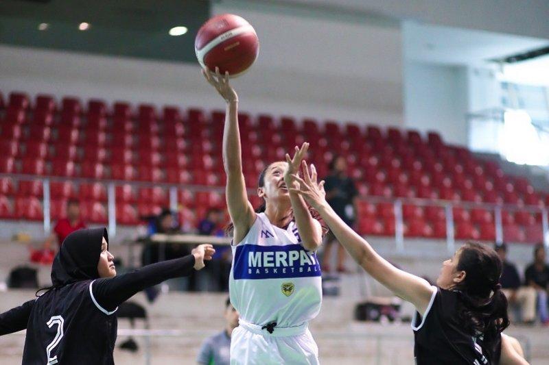 Tim putri bola basket Merpati Bali bertekad balas kekalahan dari GMC Cirebon