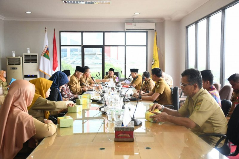 Wali Kota Bandarlampung tegaskan program PKH kewenangan pusat
