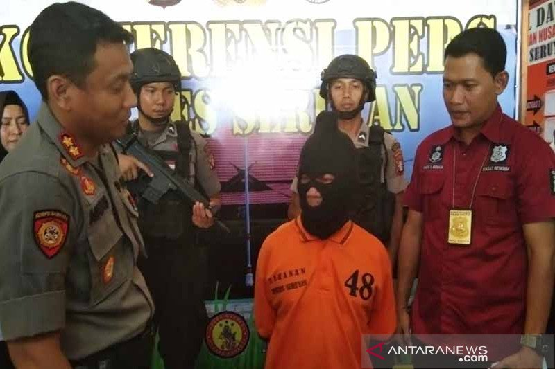 Polres Seruyan ungkap praktik prostitusi anak di bawah umur