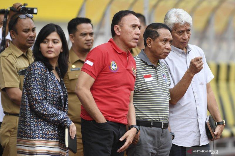 "PSSI belum pastikan merek ""jersey"" baru timnas"