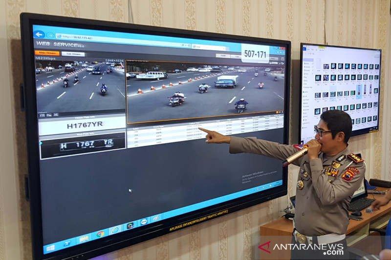 Awas, tilang elektronik mulai diterapkan di Semarang