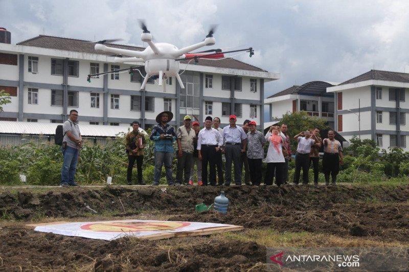 Dosen UMM ciptakan tiga drone untuk pertanian modern, ini keunggulannya