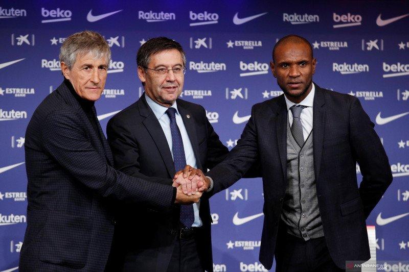 Enam orang direktur klub Barcelona mengundurkan diri