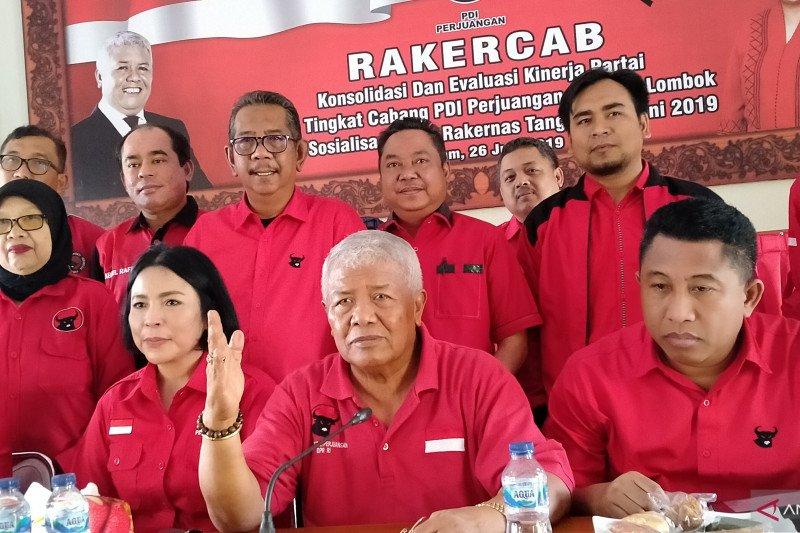 PDIP NTB resmi tidak mengusung Husni Jibril maju Pilkada Sumbawa