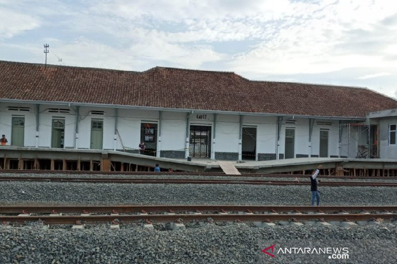Stasiun Garut akan jadi stasiun termegah di Indonesia