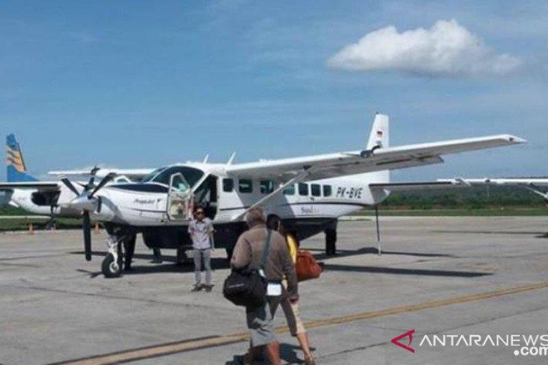 Meski pandemi, penerbangan Susi Air rute Karimun-Pekanbaru kembali normal