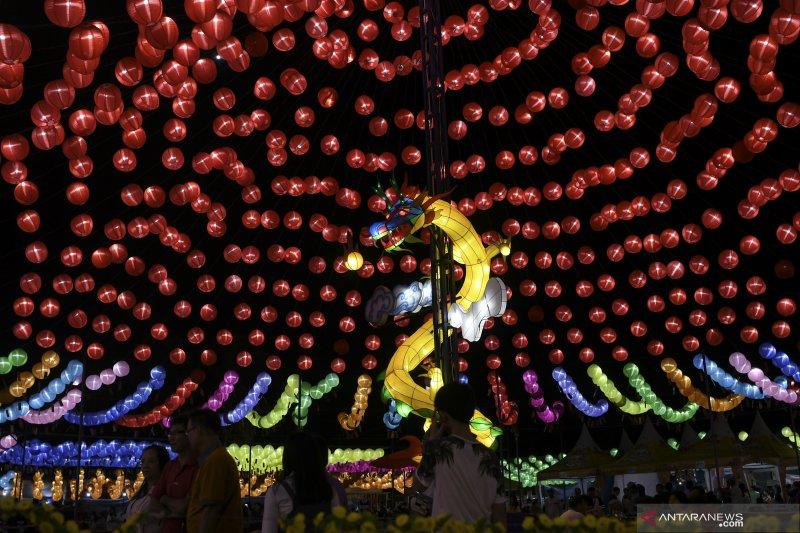 Sriwijaya Lantern Festival