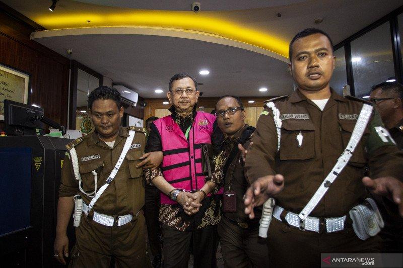 Kejagung benarkan ada lima orang jadi tersangka kasus Jiwasraya