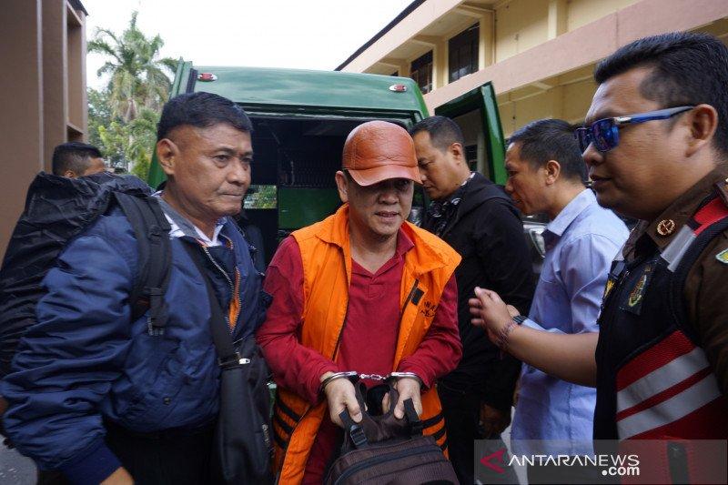 KPK eksekusi dua eks pejabat imigrasi Kota Mataram