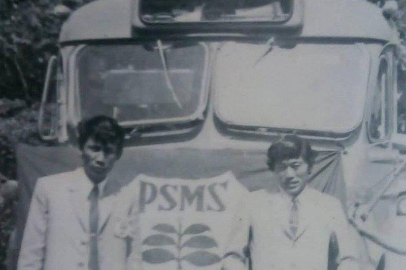 Mantan pemain timnas dan PSMS Medan Sarman Panggabean meninggal