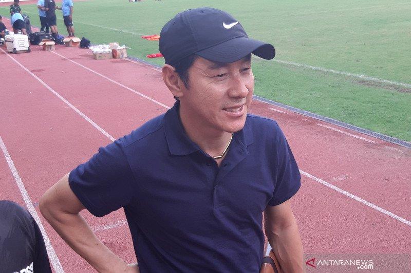 Pelatih Shin Tae-Yong butuh pemain tak kenal lelah
