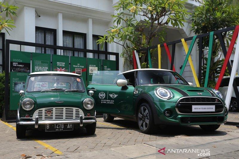 MINI Cooper cetak rekor penjualan di Indonesia