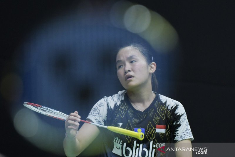 Ruselli ditaklukkan Takahashi, Tim putri Indonesia kalah 0-3 dari Jepang