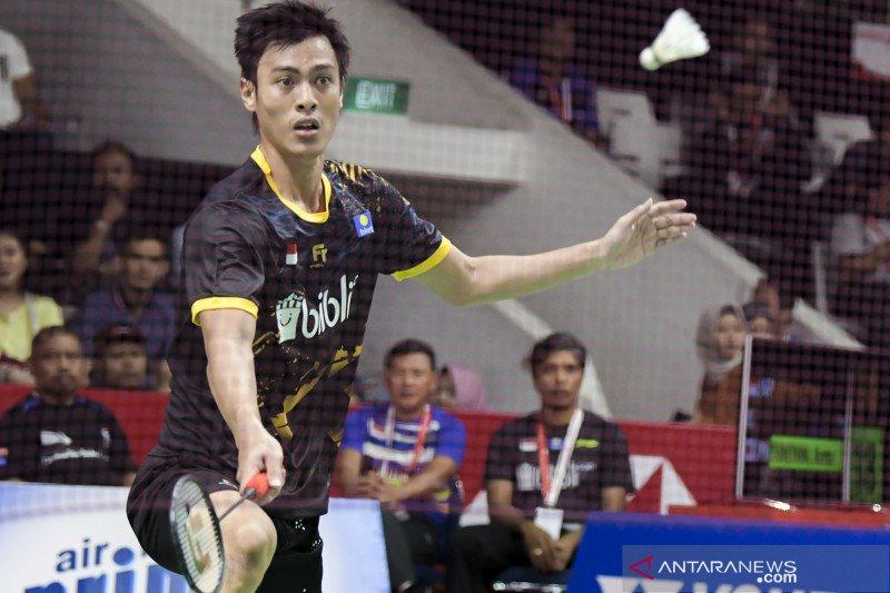 Shesar tak ingin lengah hadapi Qi di perempat final Thailand Masters 2020