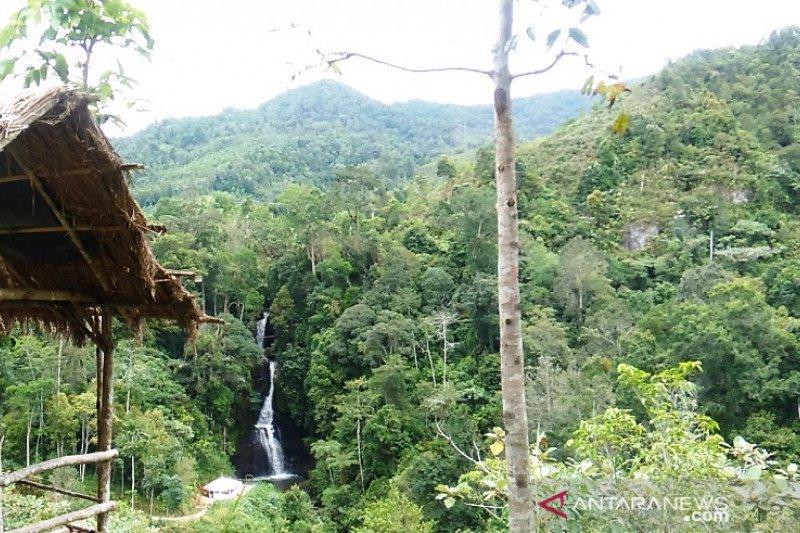 Lirik potensi wisata Nagari Pasia Laweh Agam, alam hijau-penduduknya ramah