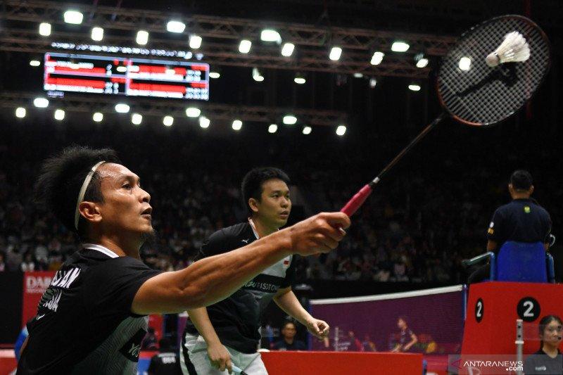BATC - Indonesia rebut juara kalahkan Malaysia 3-1