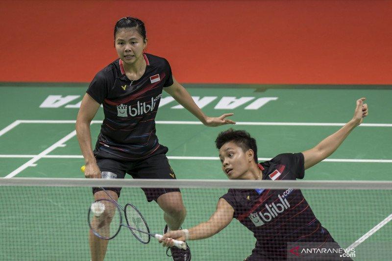 Menang mudah  atas Matsuyama/Shida, Greysia/Apriyani ke semifinal