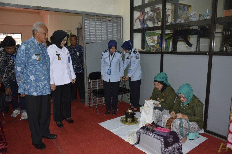 Bupati Sleman luncurkan program rehabilitasi warga binaan di Lapas Narkotika