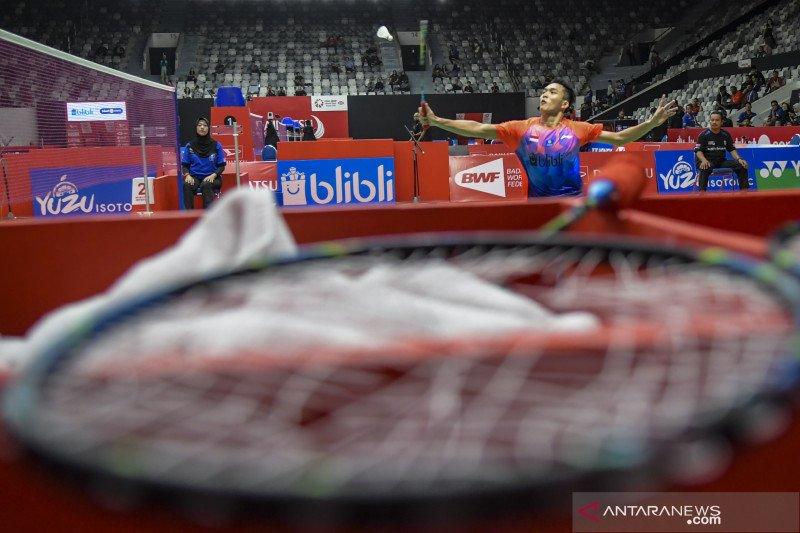 Tumbangkan pemain India, Jojo maju ke babak dua Indonesia Masters 2020