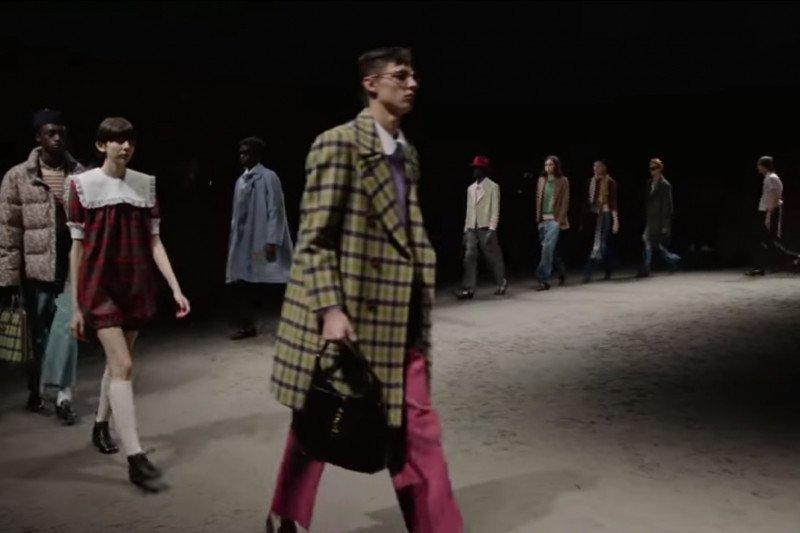 Gucci terinspirasi jiwa polos anak-anak