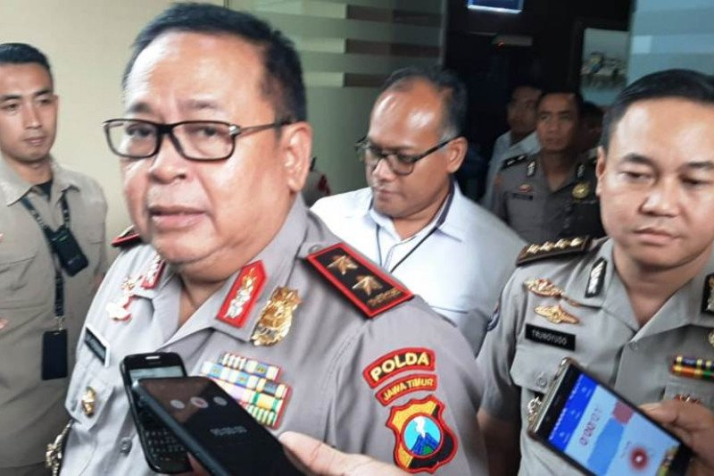 """Kapolda Jatim ungkap keterlibatan anggota keluarga Cendana di """"MeMiles"""""""