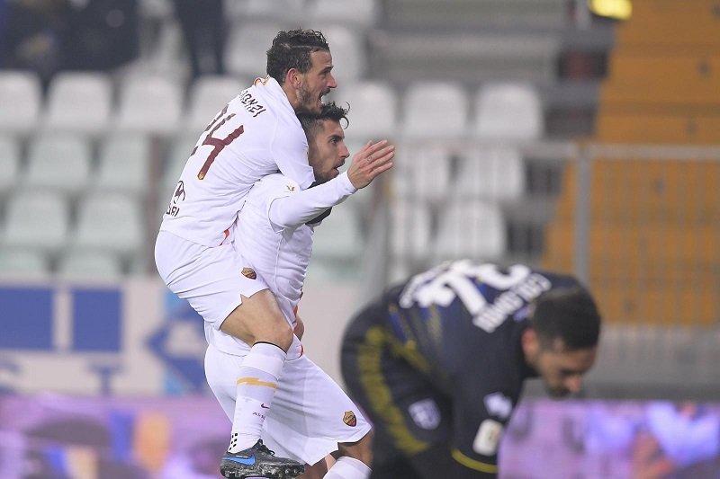 AS Roma lengkapi daftar perempat finalis Coppa Italia
