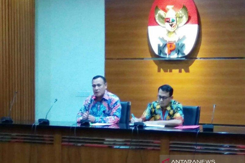 KPK tetapkan 10 tersangka  baru kasus korupsi proyek jalan di Bengkalis