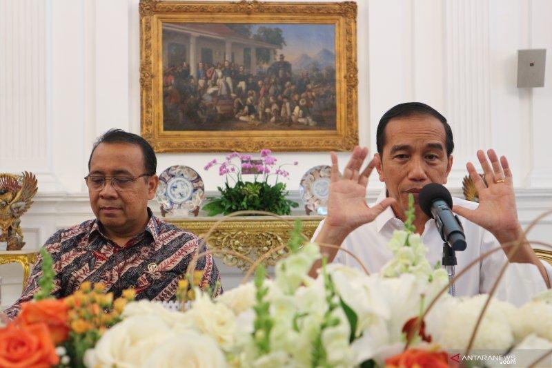 Presiden pastikan pemerintah tidak berutang untuk bangun ibu kota baru