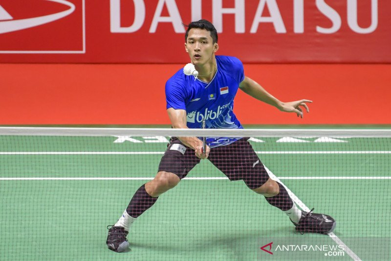 Jonatan Christie gembira jadi penentu Indonesia ke semi final