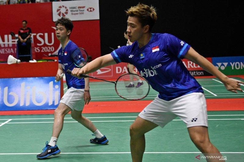 Indonesia Master 2020 - Lima wakil Indonesia lolos ke semifinal