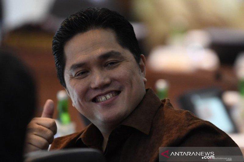 Erick Thohir akan ujicoba kartu multimoda angkutan publik bulan ini