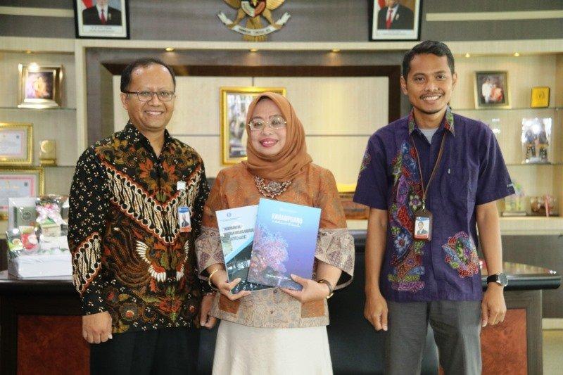 "Bank Indonesia promosikan pariwisata Sulbar lewat buku ""Karampuang Underwater Paradise"""