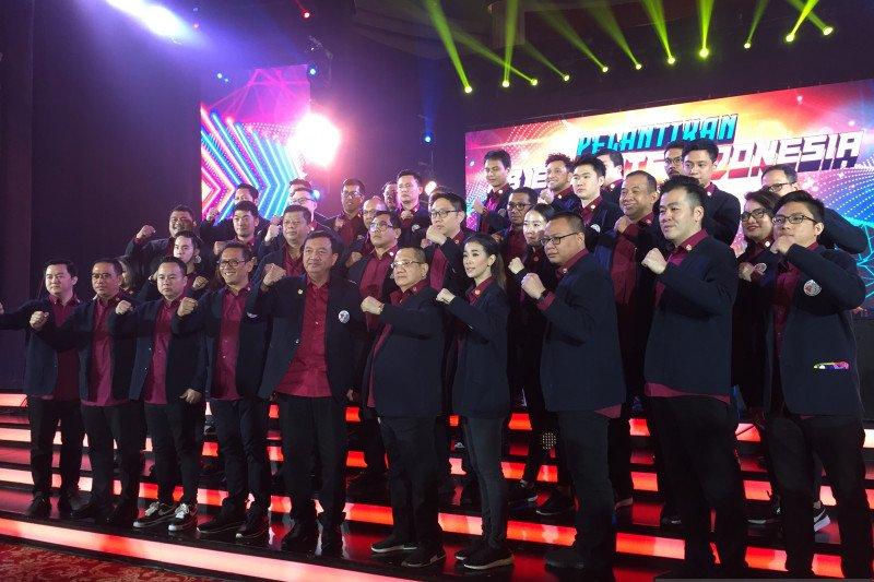 Indonesia miliki PB Esports
