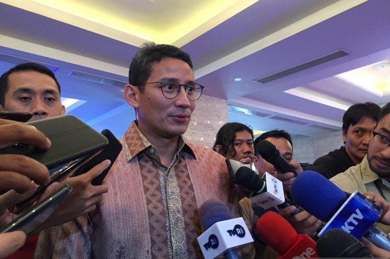 Sandiaga Uno menjadi Dewan Pembina PB Esports