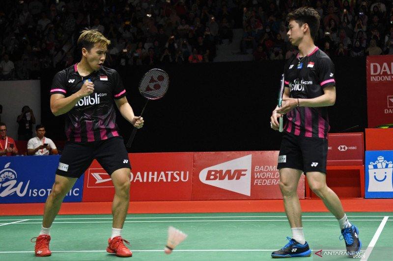 Indonesia Master 2020- Indonesia loloskan empat wakil ke final