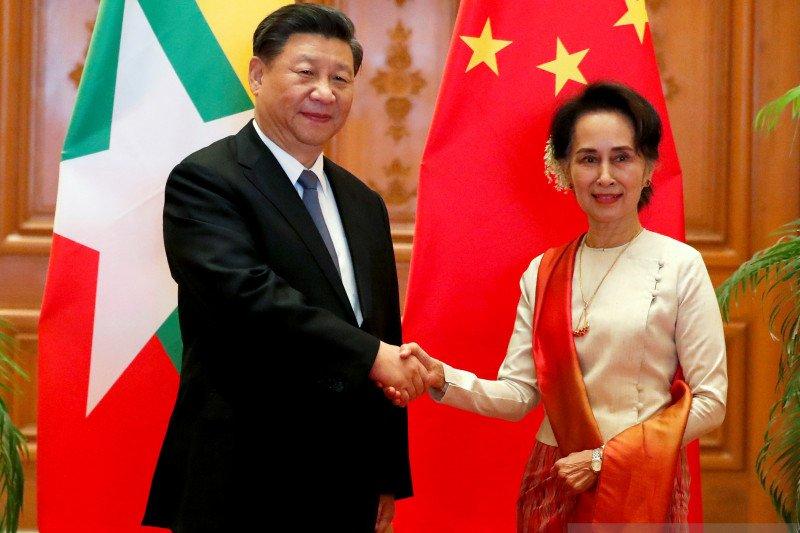 Aung San Suu Kyi ikut pemilu untuk masa jabatan kedua