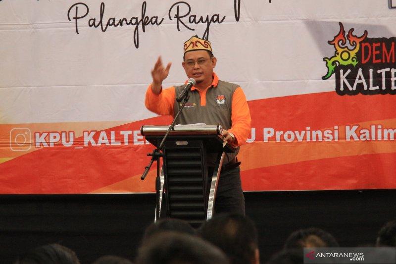 KPU Kalteng siap diaudit terkait penyimpanan dana Pilkada 2020