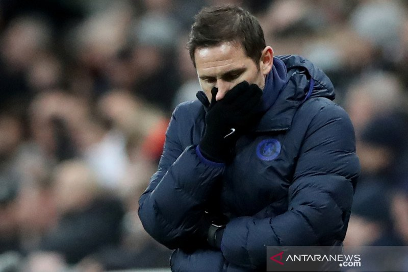 Respons Chelsea hadapi pandemi COVID-19 buat Frank Lampard bangga