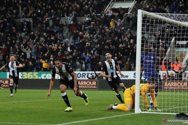 Fans Newcastle United tuding klub lalai kembalikan uang tiket