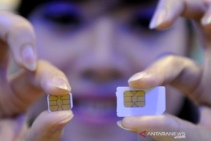 Kominfo berencana buat verifikasi biometrik untuk registrasi SIM card