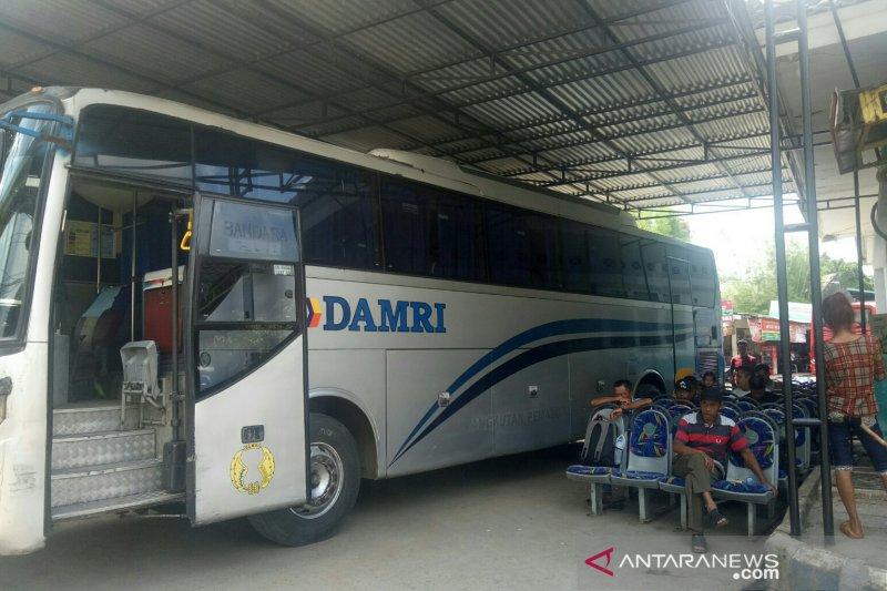 Damri Palembang  perluas trayek baru ke tiga kota di Pulau Jawa